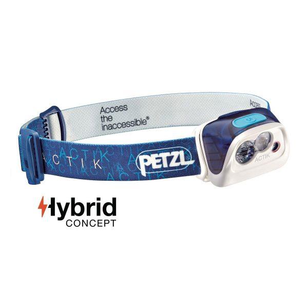 Linterna Frontal Actik 300 Hybrid – Petzl