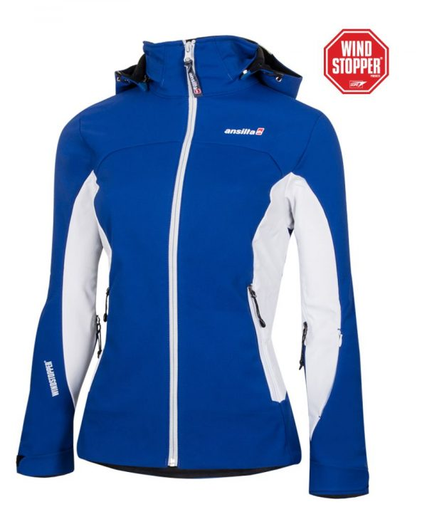Campera ORION Ski Windstopper®Soft Shell Mujer – ANSILTA