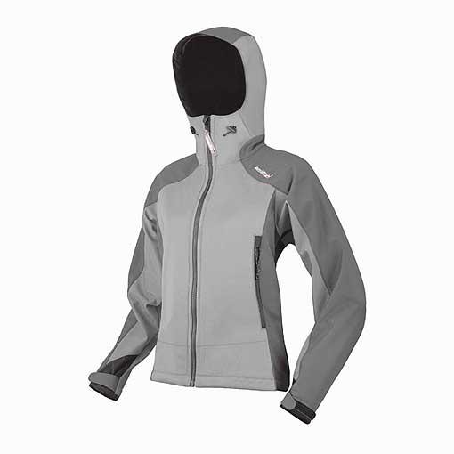 Campera RAPTOR c/capucha Soft Shell Windstopper® Mujer – ANSILTA