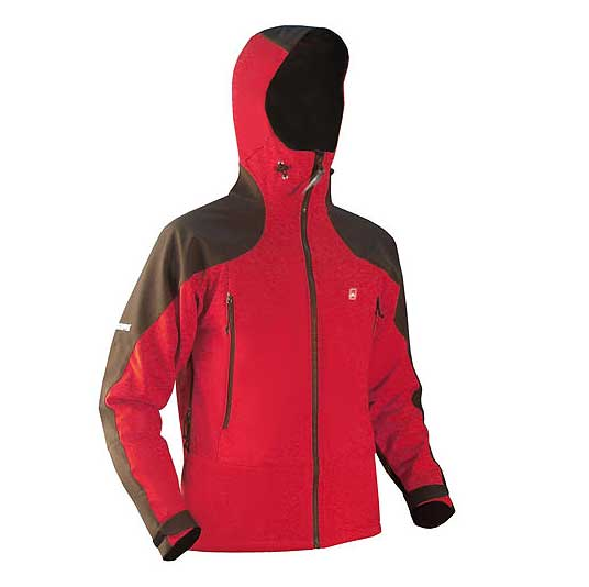 Campera RAPTOR c/capucha Soft Shell Windstopper® Hombre – ANSILTA