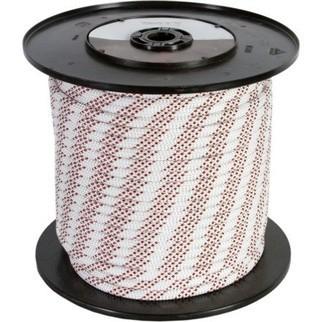 Cuerda Semiestatica BUD 10,5mm x mt. color Blanco – EDELWEISS