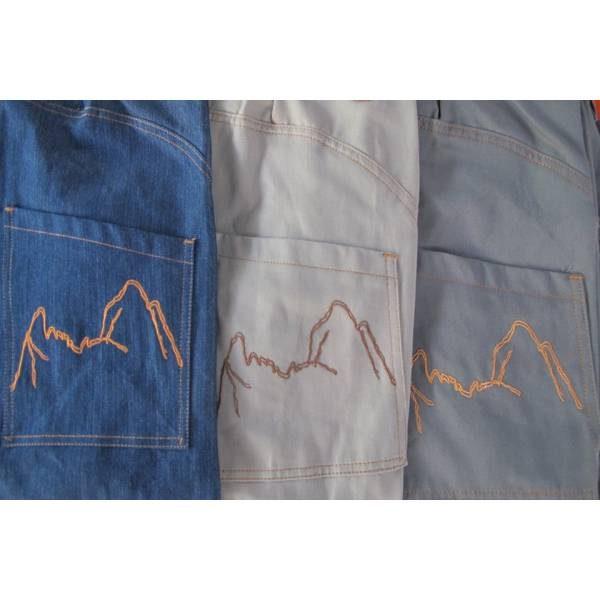 Jeans Pantalones De Escalada Hombre Hormiga Rupal Mountain Gear