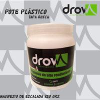 Magnesio para Escalada 350 grs – Drow