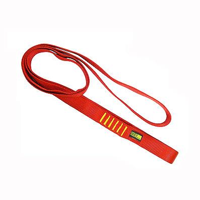 Anilla Cinta Tubular 25 mm x 60 cm Anilla cosida de 60 cm de largo de cinta tubular de nylon de 25 mm. • Excelente para ser usada en todo tipo de anclaje– Sterling Rope