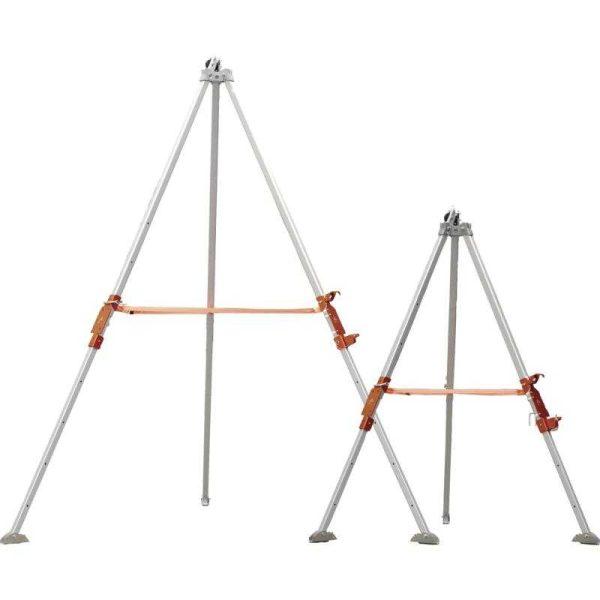 Trípode Telescópico de Aluminio TRA32BAG 2,62 mts – Delta Plus
