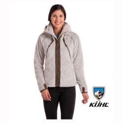 Campera FLIGHT Jacket c/capucha Mujer – Kühl