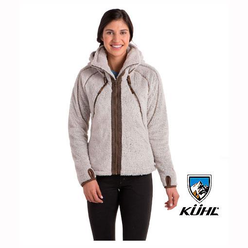 Campera FLIGHT Jacket Mujer c/capucha – Kühl