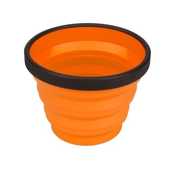 x cup vaso colpacsable