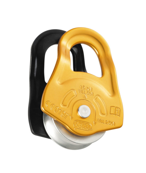 Polea ultracompacta PARTNER – Petzl