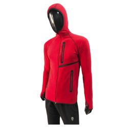 Campera HOODIE Jacket Micropolar Hombre c/capucha – ROTPUNKT
